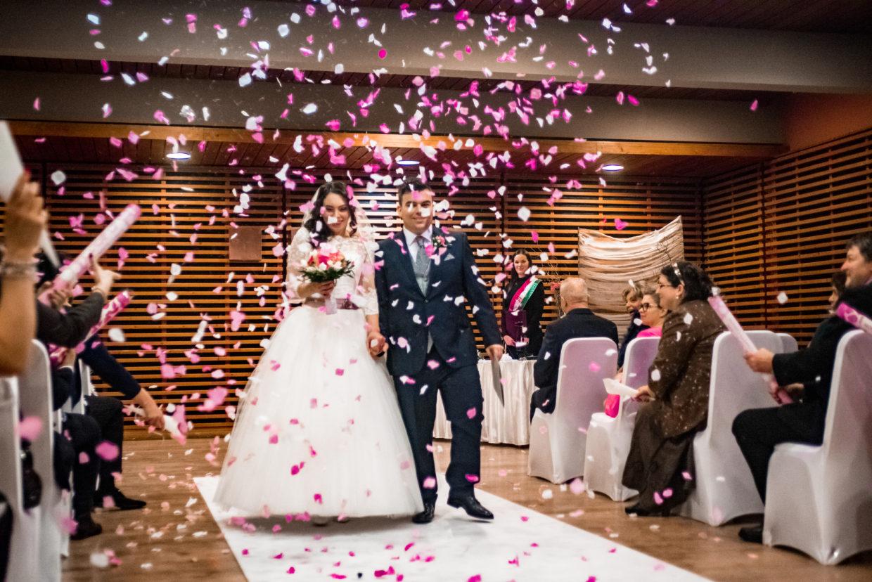 Hochzeit ceremony photography